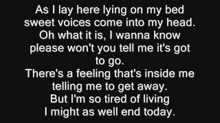 Iron Maiden - Another Life Lyrics