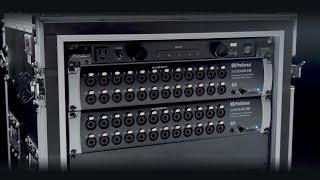 PreSonus StudioLive Series III Rack Mixers