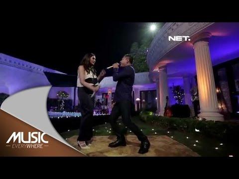 Anang Hermansyah & Ashanty - Separuh Jiwaku Pergi (Live at Music Everywhere) *