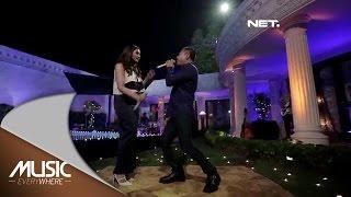 Anang Hermansyah Ashanty Separuh Jiwaku Pergi Live at Music