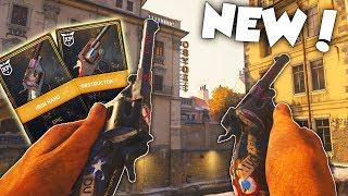 the NEW DLC PISTOLS...😱 (NEW WEAPON UPDATE) - COD WW2