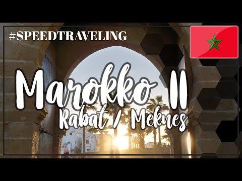 Marokko - Land #45 - Teil II: Rabat / Meknes [S1 P2]