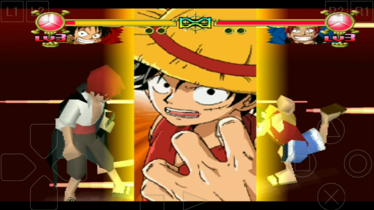 Cara Download + Instal Game One Piece Grand battle 2 ePSXe Android