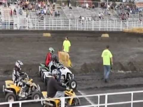 2012 ATV Races-Gardner KS-Heat 2 250-400cc Class