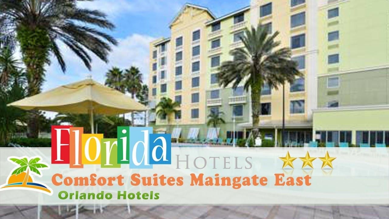 Comfort Suites Maingate East Orlando Hotels Florida