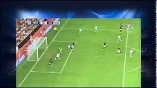 FC Valence 3-1 AS Monaco (19/08/15)