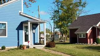 Tiny Houses In Detroit Michigan