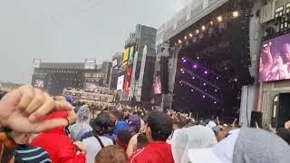 SHECK WES - MO BAMBA live Openair Frauenfeld 2019 CRAZY CROWD