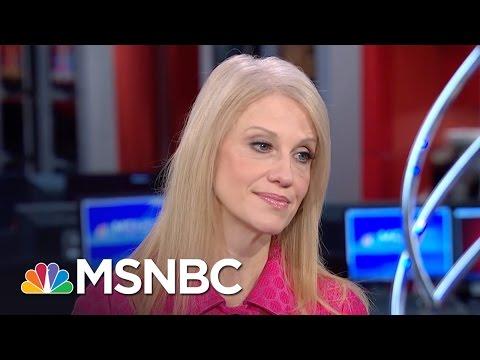 Kellyanne Conway On Donald Trump