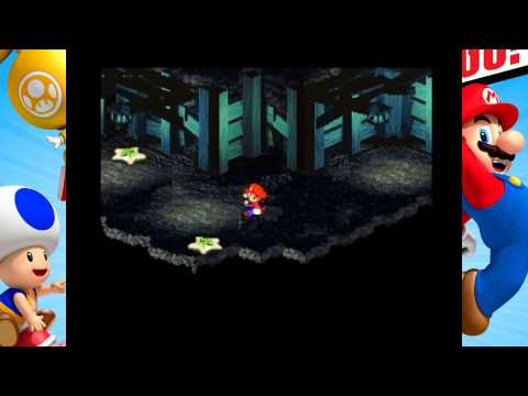 Let's Play Super Mario RPG: Legend of the Seven Stars - Part 20 (Seaside Town to Sunken Ship)