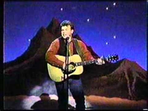 Sammy Kershaw - White Lightning. (Live; 1991)