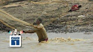 Nguồn sinh kế cạn dần trên dòng chảy Mekong