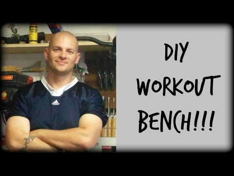 DIY Workout Bench