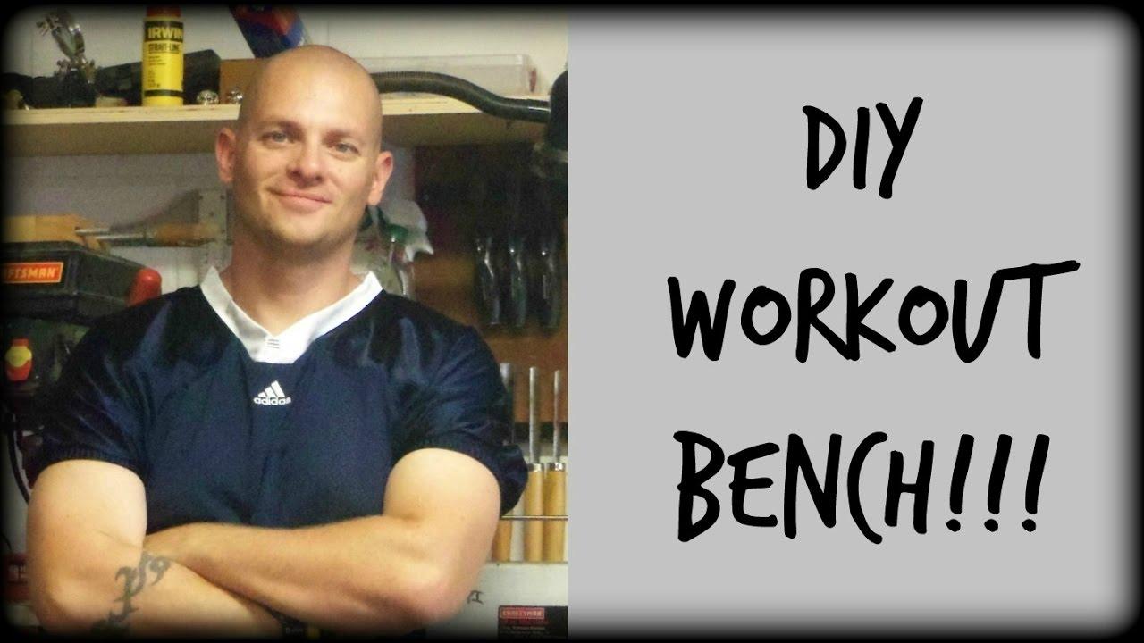 DIY Workout Bench