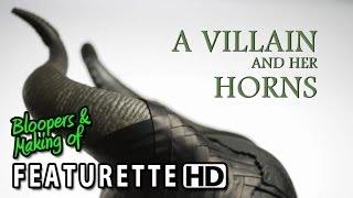 Maleficent (2014) True Featurette - A Villain And Her Horns