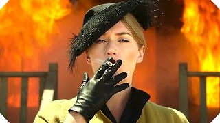 THE DRESSMAKER Movie TRAILER (Kate Winslet - 2016)