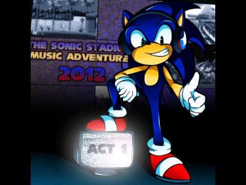 The Sonic Stadium Music Adventure 2012 (D1;T11) The 90's Rave Scene As You Truly Imagined It