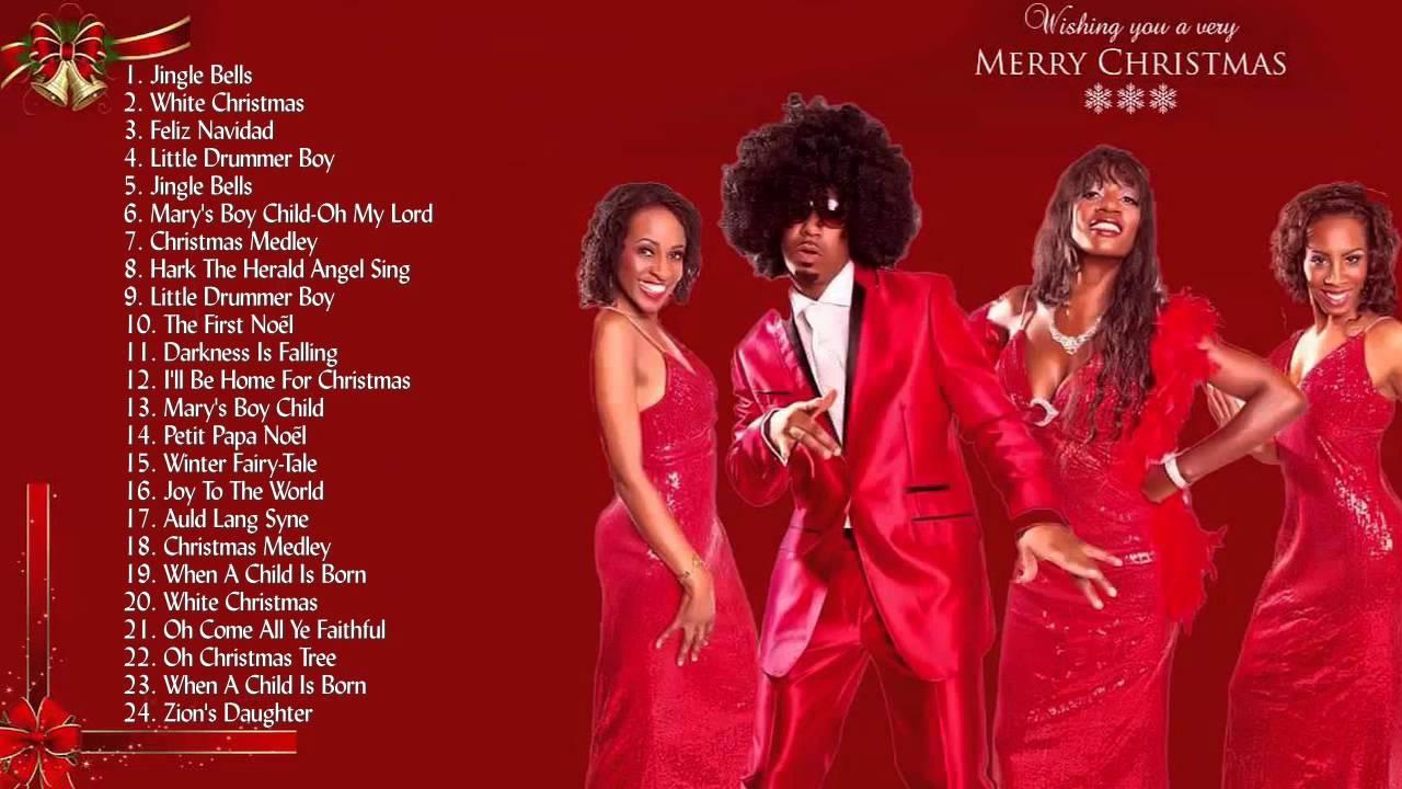 FULL ALBUM Christmas With Boney M