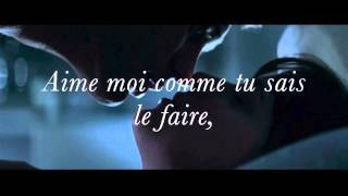 "Elie Goulding - Love Me Like You Do (From ""Fifty Shades Of Grey\"") - Traduction Française"