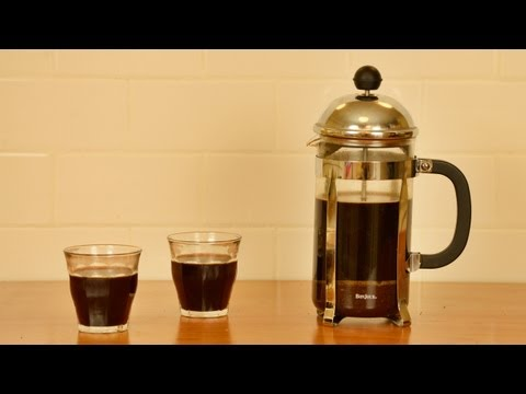 How to Make Coffee – French Press Coffee – Perfect Coffee at Home