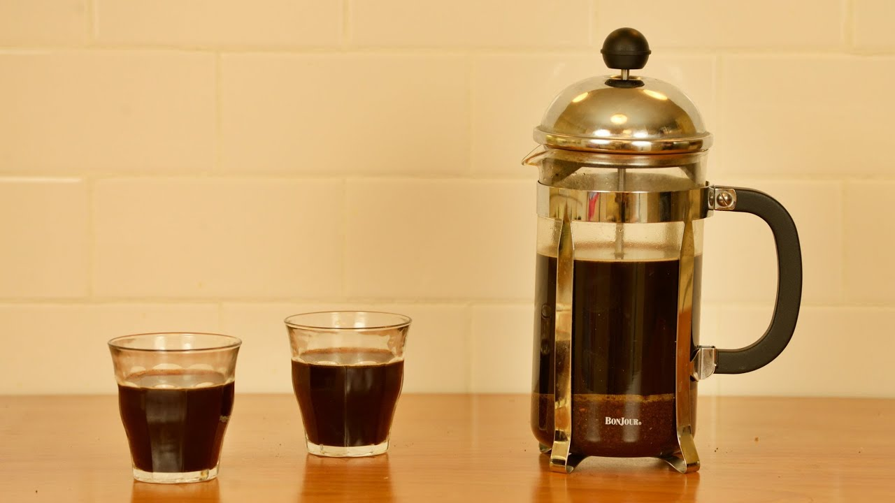 How To Make Coffee French Press Perfect At Home You