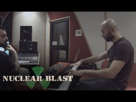 FLESHGOD APOCALYPSE  - Recording 'KING' -  Episode #3  - Piano & Orchestrations (OFFICIAL TRAILER)