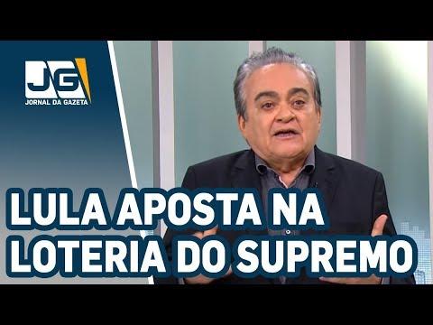 José Nêumanne Pinto/Lula aposta na loteria do Supremo: se colar, colou!