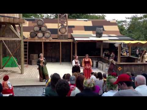 The Trooper & The Maid - Sultry Sirens of Sin (PA Ren Faire 9/8/2013)