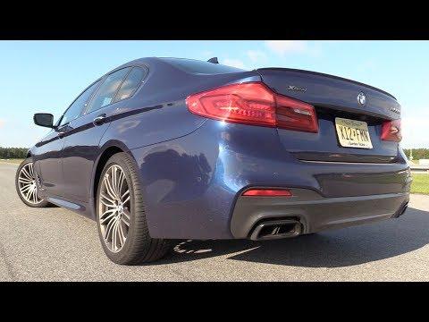 Pure Sound: 2018 BMW M550i xDrive (Start Up, Revs, Acceleration)