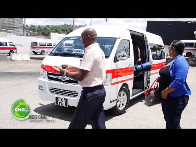 NGC CNG Maxi Taxi Launch at City Gate