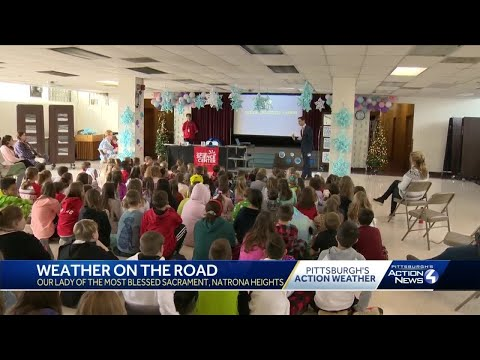 School Visit: Our Lady of the Most Blessed Sacrament School