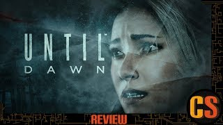 UNTIL DAWN - REVIEW (Video Game Video Review)