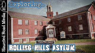 Exploring Haunted Rolling Hills Asylum!