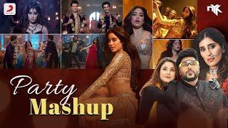 DJ NYK - Party Mashup | Janhvi Kapoor | Badshah | Akasa Singh | Shehnaaz Gill | Sony Music