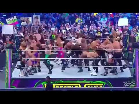 Full Match Andre The Giant Battle Royal  WRESTLEMANIA 34