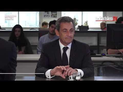 Nicolas Sarkozy : « Si j'avais quoi que ce soit à me reprocher, je n'aurais pas été candidat »