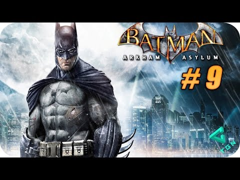 Batman Arkham Asylum - Gameplay Español - Capitulo 12 - 1080p HD from YouTube · Duration:  26 minutes 40 seconds