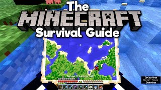 Finding Buried Treasure! ▫ The Minecraft Survival Guide (1.13 Lets Play / Tutorial) [Part 13]
