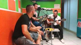 """""""Me pones tierno""""  de Rasel y Carlos Baute"""