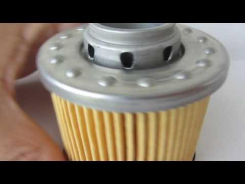 Масляный фильтр Mann W7015