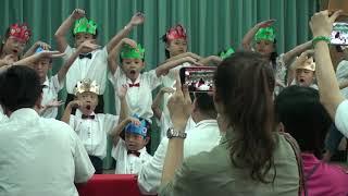 Publication Date: 2018-07-21   Video Title: 2018天主教兒童聖歌歌唱比賽(善導幼兒園)