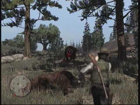 Red Dead Redemption Cougar