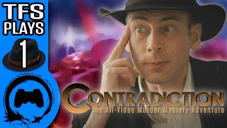 CONTRADICTION: Inspector Jenks is CRAZY & We LOVE Him - 1 - TFS Plays