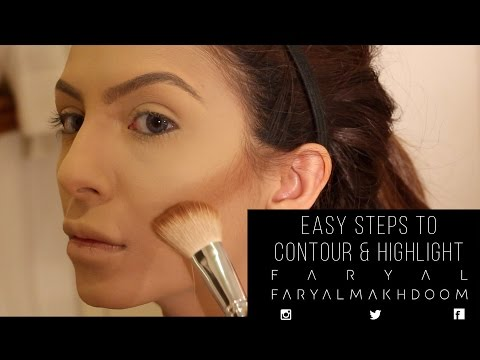 Simple Steps to Highlight & Contour