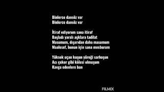 Serdar Ortaç- Dansöz(lyrics) Resimi