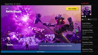 Friday Night Fortnite 50 Ps4 giftcard 50 xbox giftcard giveaway Season 8 gameplay gettin dubs