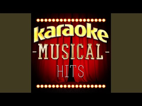 Take Me Or Leave Me (In The Style Of Rent) (Karaoke Version)
