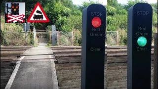 Pebble Lane (Footpath) Level Crossing, Kent