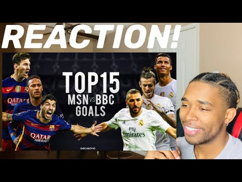 Download WHO IS BETTER!? MSN vs BBC â—� Top 15 Goals 2015/2016 - REACTION!