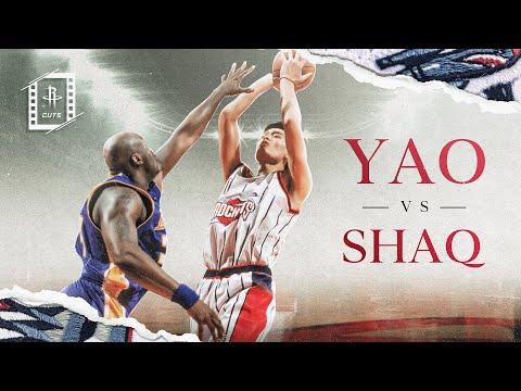 Rockets Cuts   Ep. 18   Yao vs. Shaq   Houston Rockets
